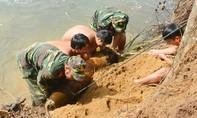 Phú Yên: Phá hủy thành công quả bom nặng 230kg