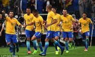 Brazil: Cờ đến tay thì phất thôi!