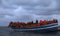 Gần 150 người nhập cư mất tích trong vụ đắm tàu