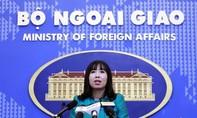 Bà Lê Thị Thu Hằng trở thành người phát ngôn của Bộ Ngoại giao