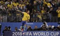 Brazil trở lại ngôi số 1 sau sáu năm
