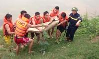 Cảnh sát uống nước mắm giữ ấm tìm học sinh mất tích