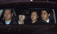 Hàn Quốc bắt cựu tổng thống Park Geun- hye