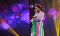 NSND Thu Hiền rơi nước mắt trước giọng ca của cô bé 10 tuổi