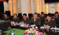 Giao ban báo chí trong lực lượng Công an nhân dân