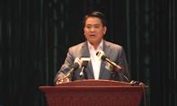 Chủ tịch Hà Nội: 'Tôi sẽ chỉ đích danh bãi xe nào của bí thư, chủ tịch quận'