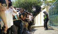 Bị trục xuất, đại sứ Triều Tiên vẫn chưa lộ diện