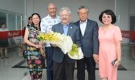 Thị trưởng TP.San Francisco thăm nhà máy công ty may An Phước