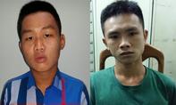 Trinh sát đá văng 2 tên cướp giật điện thoại của nữ du khách