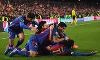 Ngược dòng không tưởng, Barca đánh bật PSG khỏi cúp C1