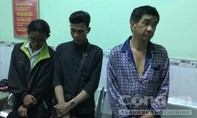 Bị công an phát hiện, đối tượng buôn ma túy gây sự