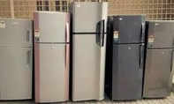 Bắt giữ lô hàng điện lạnh nhập lậu