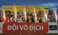 Hà Nội lần thứ 4 vô địch giải U19 quốc gia