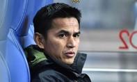 Kiatisak từ chức HLV đội tuyển Thái Lan