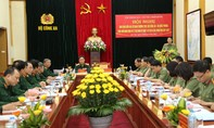 Phối hợp giải quyết các vụ việc liên quan đến quốc phòng, an ninh