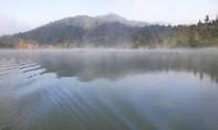 50 người trắng đêm tìm 3 người mất tích tại hồ thủy điện Thác Xăng