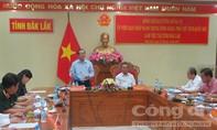 Phó Chủ tịch Quốc hội Đỗ Bá Tỵ giám sát tại Đắk Lắk