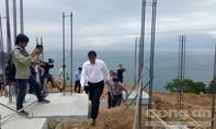 Báo cáo Thủ tướng vụ xây 40 biệt thự chui trên bán đảo Sơn Trà