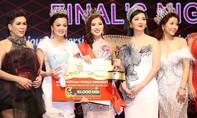 Hoàng Thủy bất ngờ đăng quang Hoa hậu Doanh Nhân Người Việt Thế giới 2017