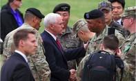 Phó tổng thống Mỹ đến thăm khu vực gần DMZ