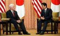 Mỹ cam kết cùng Nhật kìm hãm Triều Tiên