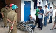 Sinh viên vây bắt tên trộm laptop giữa ban ngày ở Bình Dương