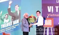 Nhà báo Giản Thanh Sơn ra mắt sách ảnh về nguyên Chủ tịch nước Trương Tấn Sang