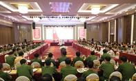 'Xây dựng phong cách người cán bộ, chiến sỹ công an tỉnh Phú Thọ bản lĩnh, nhân văn, vì nhân dân phục vụ'