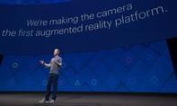 Facebook đẩy mạnh công nghệ thực tế ảo