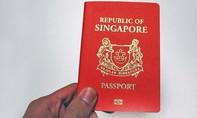 Hộ chiếu Singapore có giá trị nhất thế giới