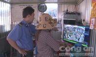 Chợ Sa Đéc lắp kín camera để giám sát an ninh và an toàn vệ sinh thực phẩm