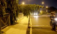 TP.HCM: Người đàn ông nằm chết trên cầu
