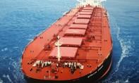 Tàu hàng khổng lồ của Hàn Quốc mất tích ở vùng biển nam Đại Tây Dương