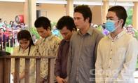 Nhóm thanh niên táo tợn cướp tiệm vàng lãnh hơn 50 năm tù