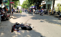 Đi xe máy không đội mũ bảo hiểm bị tai nạn, 1 người tử vong