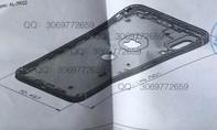 Lộ bản thiết kế của iPhone 8