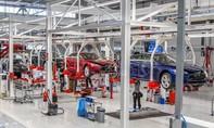 Tesla thu hồi 53.000 xe vì lỗi phanh