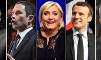 Hôm nay dân Pháp bắt đầu bỏ phiếu bầu tổng thống