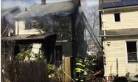 Cháy dữ dội giữa trung tâm New York: Cả gia đình 5 người chết thảm