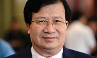 Phó thủ tướng Trịnh Đình Dũng chỉ đạo khắc phục sạt lở bờ sông Vàm Nao