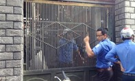 Đồng Nai: Khóa cửa nhốt đoàn kiểm tra rồi dọa cho nổ bình gas cố thủ