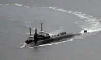 Mỹ gửi tàu ngầm nguyên tử tới vùng biển Triều Tiên