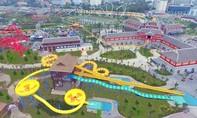 Công viên nước hiện đại nhất Đông Nam Á sắp khai trương tại Hạ Long
