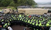 Mỹ chuyển hệ thống THAAD đến địa điểm thiết đặt ở Hàn Quốc