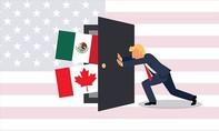 Trump hoãn ý định rút khỏi NAFTA ngay lập tức