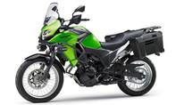 Kawasaki sẽ trình làng mẫu xe địa hình Versys-X 300