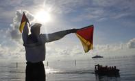 Phóng sự ảnh: Tự hào lính đảo Trường Sa