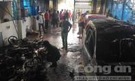 Cháy khách sạn lúc sáng sớm, thiệt hại gần 6 tỷ đồng
