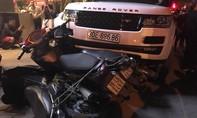 Nghi án thanh niên cướp ô tô bỏ chạy, đâm hàng loạt xe máy