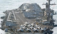 Nhật-Mỹ tập trận chung sau tin Triều Tiên thử tên lửa